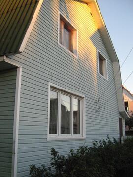 Кубинка. Дом 120 кв.м. с отоплением. 7 соток, гараж. Транспорт.