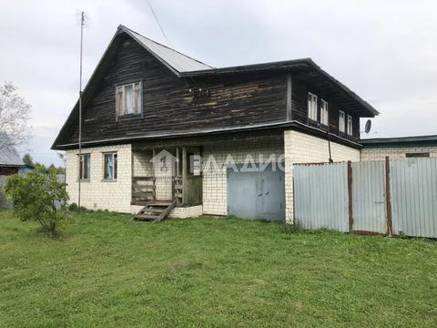 Суздальский район, деревня Алфериха, дом на продажу