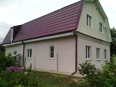 Деревня Таширово