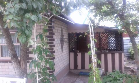 Садовый дом в СНТ