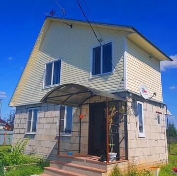 Дом с газом в Киржаче