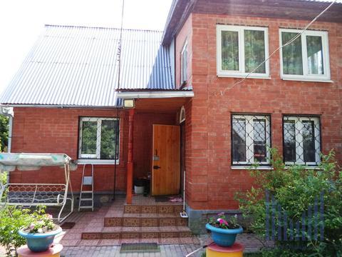 Продаётся отличный участок с домом и баней, Подольский район, Дубровицы