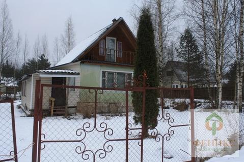 Дом в Воейково