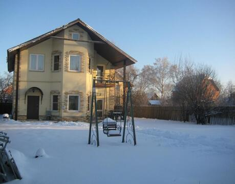 Дом 159 кв.м, Участок 10 сот. , Волоколамское ш, 25 км. от МКАД.
