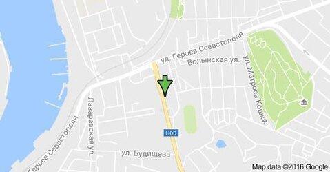 Продам в Севастополе 1/3 дома + 1,5 сот. с коммуникациями!срочно!