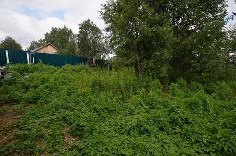 Продам участок площадью 5 соток ИЖС в деревне Красная Горка