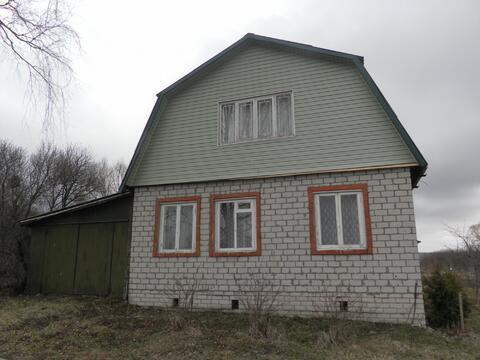 Продается двухэтажный дом в д.Никольское 110 км от МКАД