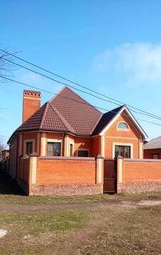 Великолепный кирпичный дом на сжм