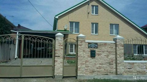 Дом 187 м на участке 6 сот.