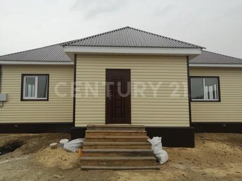 Продается новый дом.