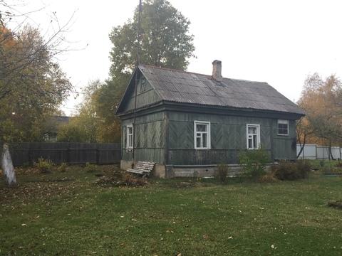 Продается жилой дом 45м2/8с в рп Михнево, ул. Центральная