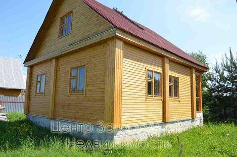 Дом, Ярославское ш, 100 км от МКАД, Марино. Дом 100 кв.м. на участке .