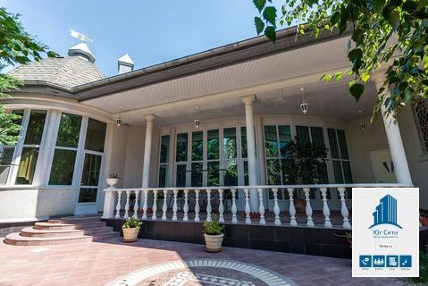 Продажа респектабельного дома в центре в престижном районе Краснодара