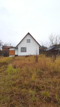 Дом 74 кв. м. на участке 6 соток М. О, Раменский район, с.Загорново