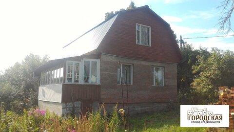 Дом в дер. М. Образцово, Ступино, Московская область.
