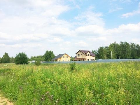 Продается 30 соток в д. Сурмино, 39 км от МКАД по Дмитровскому шоссе.