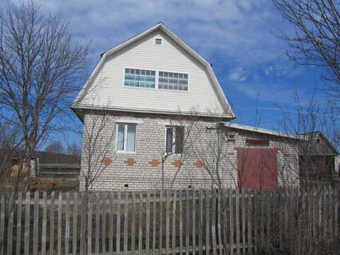 Дом на участке 26 сот.в д.Свинкино, Александровский район, Владимирска