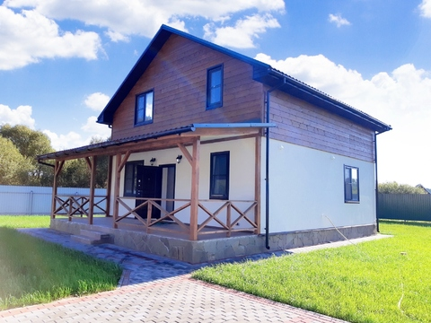 Ивановское село , дом 160 кв м. прописка, готов к проживанию.