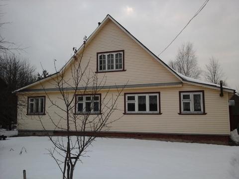 Продам зимний дом со всеми коммуникациями