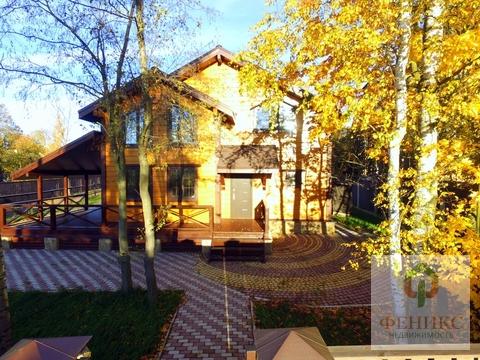Дом 200 квм в Парголово
