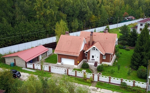 Дом, Киевское ш, Боровское ш, Калужское ш, 25 км от МКАД, Две Поляны .