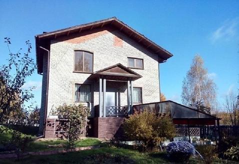 Дом 140 кв.м, Участок 16 сот. , Минское ш, 65 км. от МКАД.