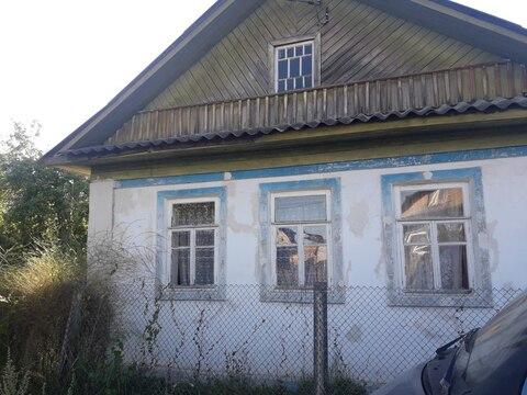 Продаётся дом 40 кв.м. на участке 6,5 соток в г. Кимры по ул. Зелёная