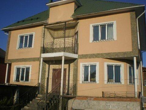 Дом 550 кв.м, Участок 12 сот. , Каширское ш, 12 км. от МКАД.