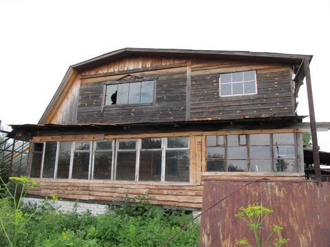Дом в д.Патронная