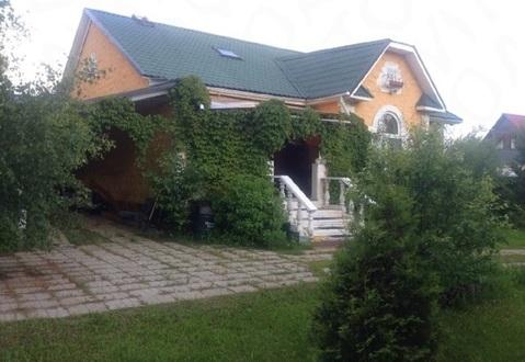 Дом для постоянного проживания и сезонного отдыха.