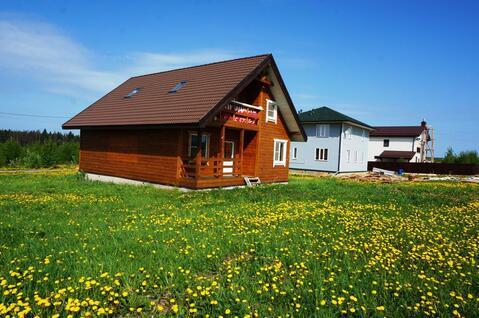 Дом 150 кв.м. на участке 12 соток в кп «Смартвилль Дмитровка»