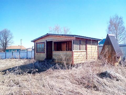 Продам земельный участок 20 сот. с новым домиком.