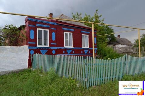 Продается 1-этажный дом, х.Пименово
