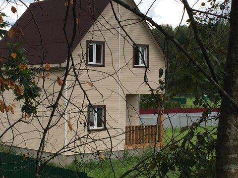 Купить дом из бруса в Гатчинском районе д. Сяськелево