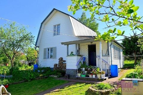 Продается дом 80 кв.м, д.Белозерово, СНТ «Островня»