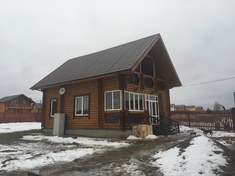 Дом ПМЖ 150 кв.м. на участке 10 соток