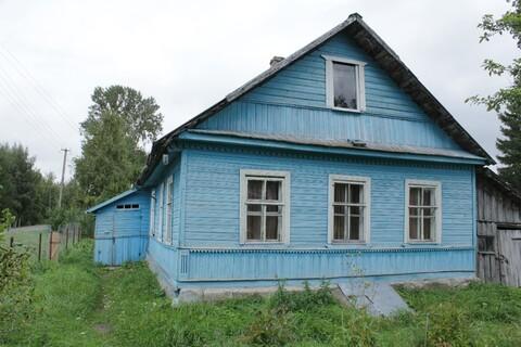 Дом около Чудского озера
