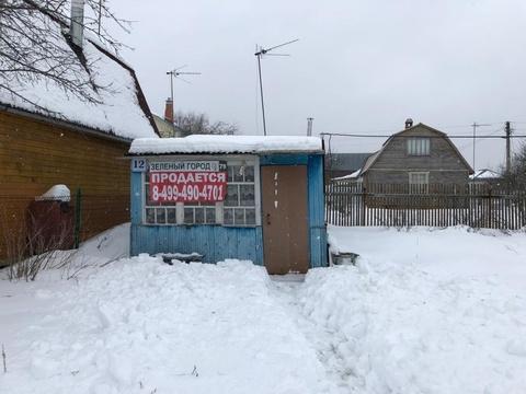 Продажа участка, Сычево, Волоколамский район, СНТ Луч
