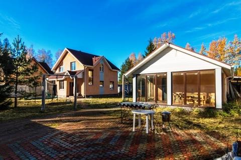 Зимний дом в СНТ Хутор 110 кв.м. + баня 50 кв.м. (близ поселка .