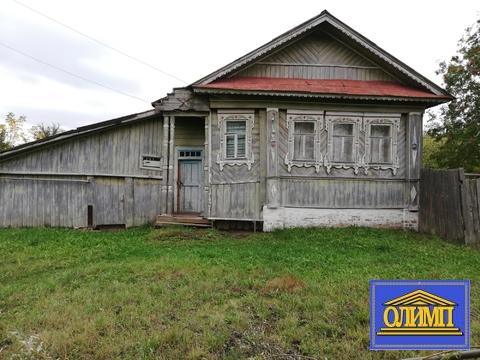 Продам дом в д. Новенькая