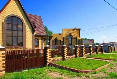 Продается кирпичный коттедж в Краснодаре