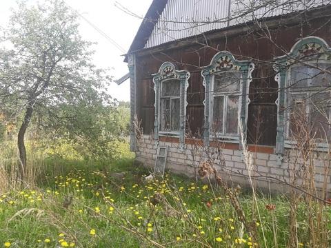Продается жилой дом! В тихом зелёном районе: вокруг леса, речка, пруд