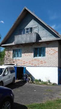 Продажа дома с земельным участком в деревне Белая Гора