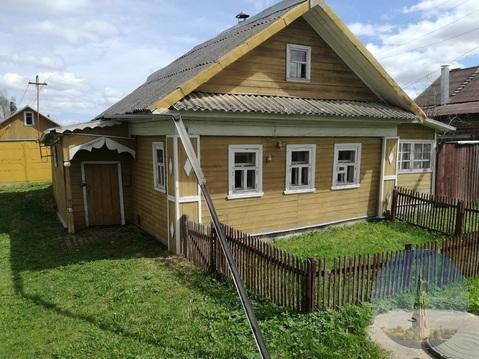 766. Пестриково. Дом 36 кв.м. с участком 18 соток.