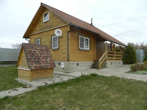 Продается дом из бруса с масандрой, на острове стд.
