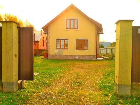 Дом 320 кв.м, Участок 12 сот. , Рублево-Успенское ш, 20 км. от .