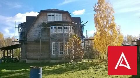 Дом в СНТ Полянка, 5 км. от г. Дубна, Тверская область, Кимрский р-н
