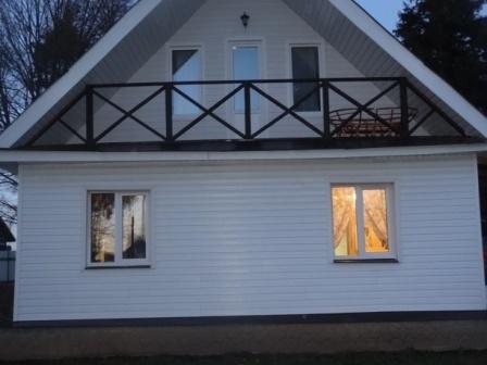 Зимний, жилой дом в курортной зоне недалеко от п.Сиверский