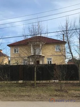 Продажа дома, Апрелевка, Наро-Фоминский район, Ул. Калиновая