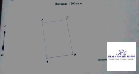 Продам зем.участок п. Казанково, ул. Луговая